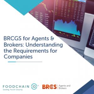 BRCGS Agents & Brokers Training